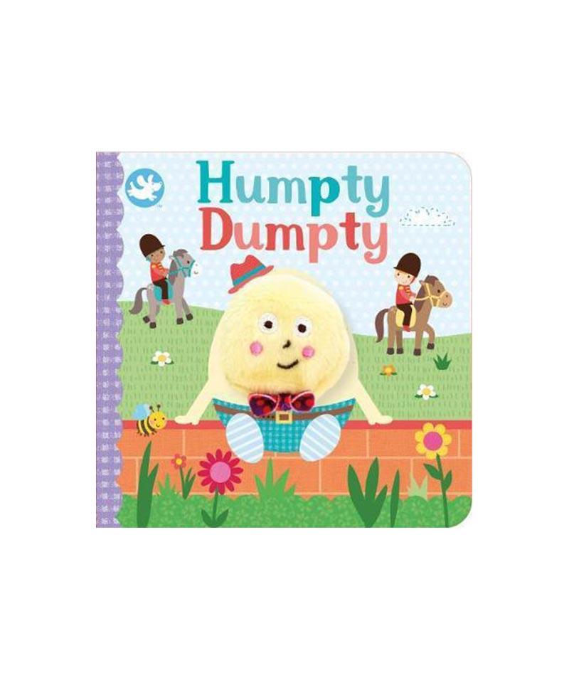 "LM ""Humpty Dumpty"" Finger Puppet"