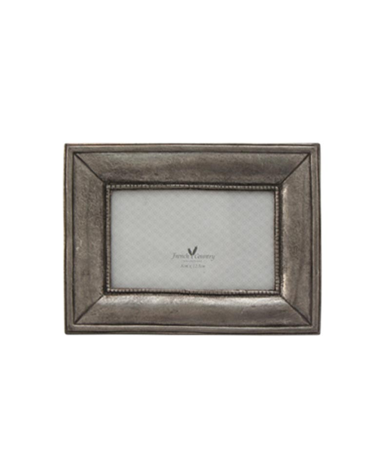 Pewter Frame – Rectangle