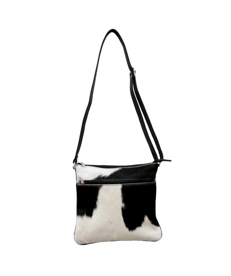 Jersey Sling Bag Black