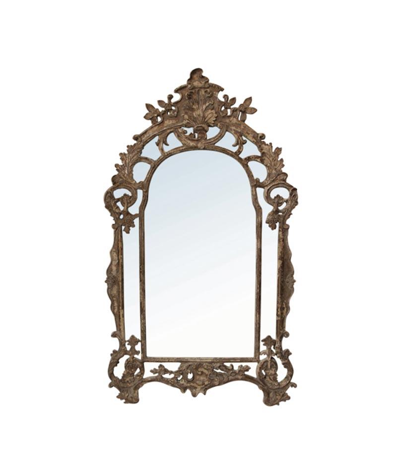Avignon Antique Mirror