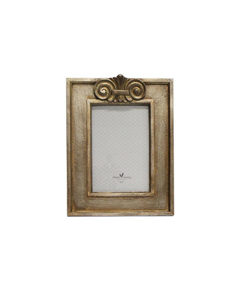 Adeline Small Rectangular Bronze Frame