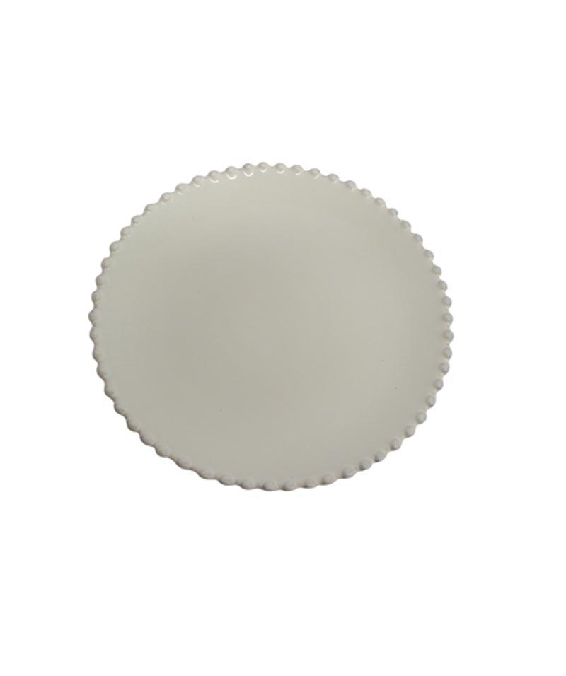 Pearl Salad Plate Stoneware