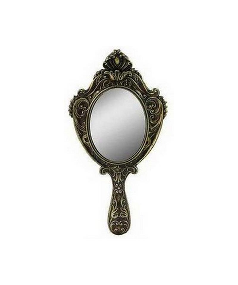 ORNATE HAND MIRROR