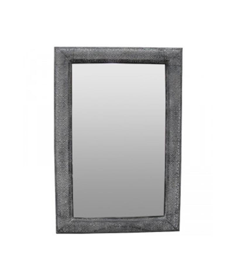 Marrakesh Mirror Rect Black