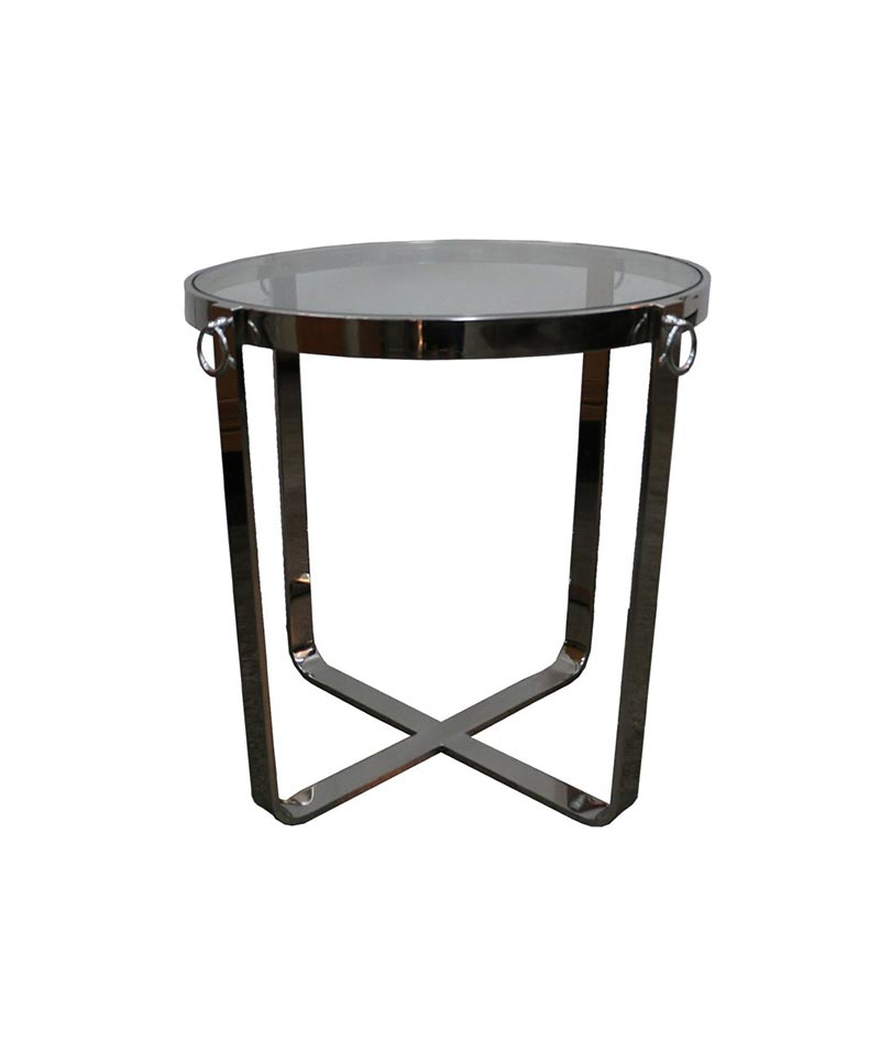 New York Side Table Polished