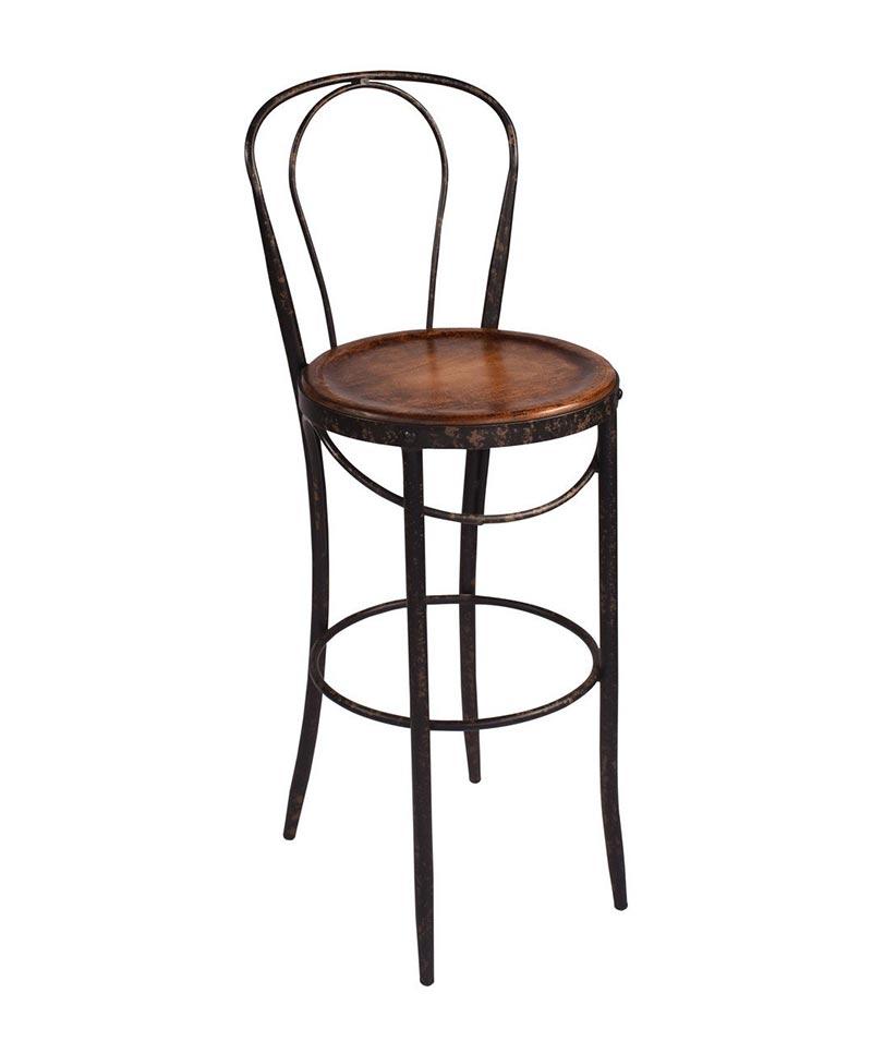 Vintage Bistro Barstool