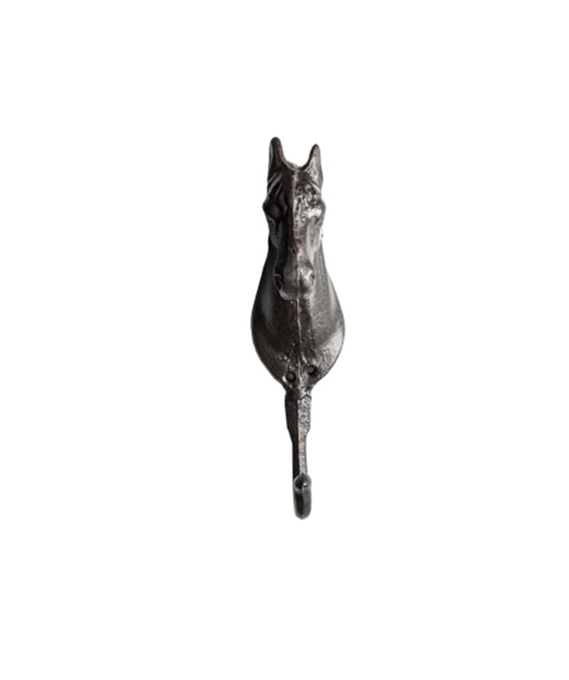 Harriet Horse Iron Hook