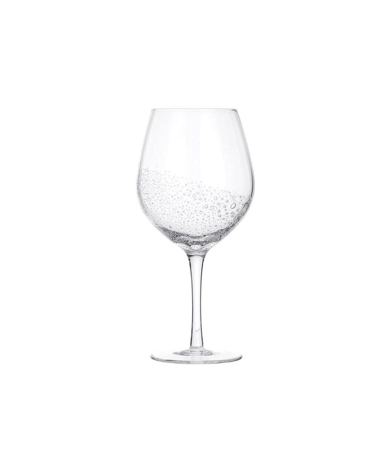 Red Wine Bubble Glass – Set Of 4