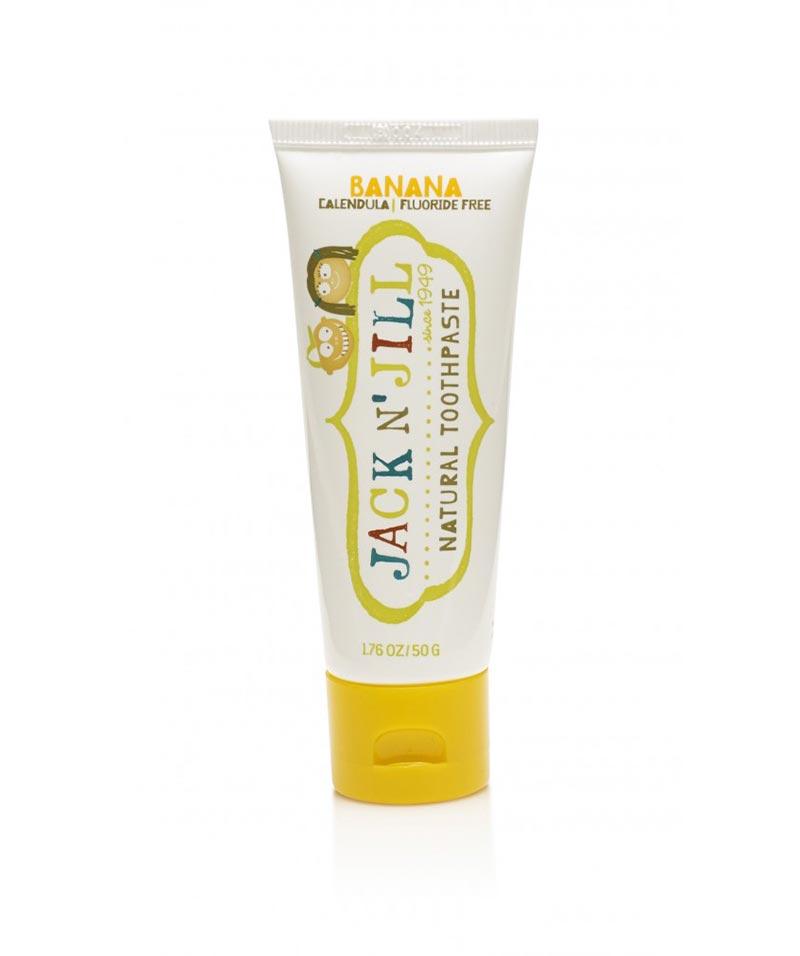 Jack N' Jill Natural Calendula Toothpaste Banana Flavour 50g/1.76oz
