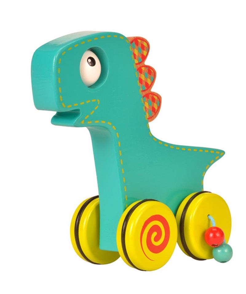 Push N Roll-Dino