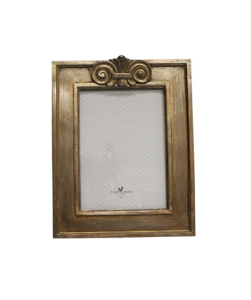 Adeline Medium Rectangular Bronze Frame