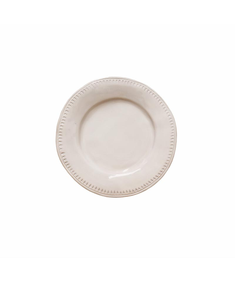 Sumner White Lunch Plate – Diameter 24cm