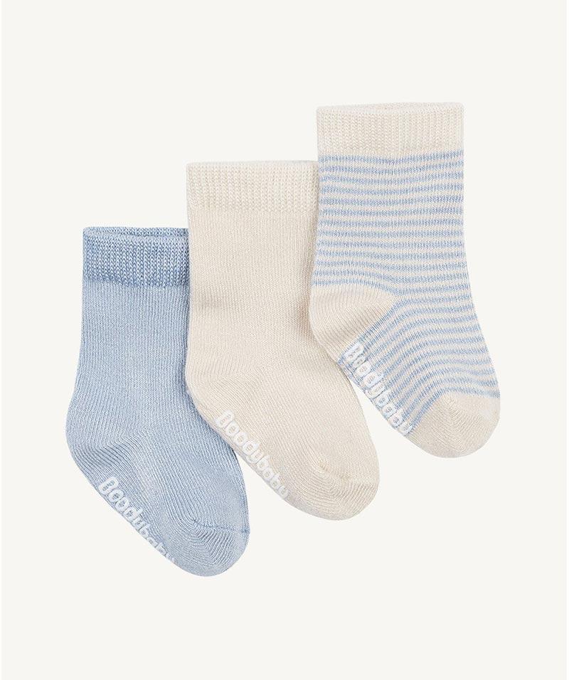 Baby Socks – 3 Pack