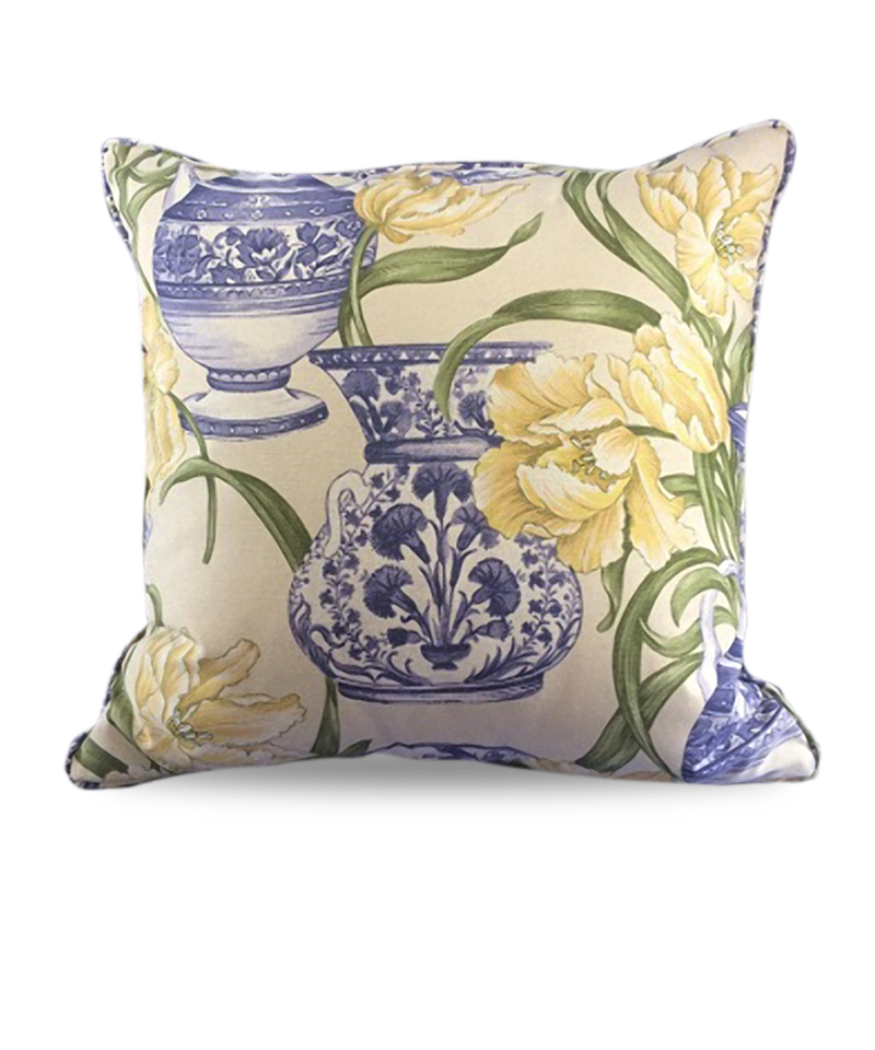 Cover Pillow Sierra Cotton Royal 21 Acol 2193