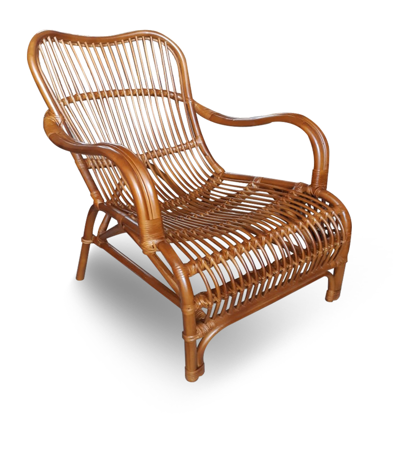 Cane Occasional Chair