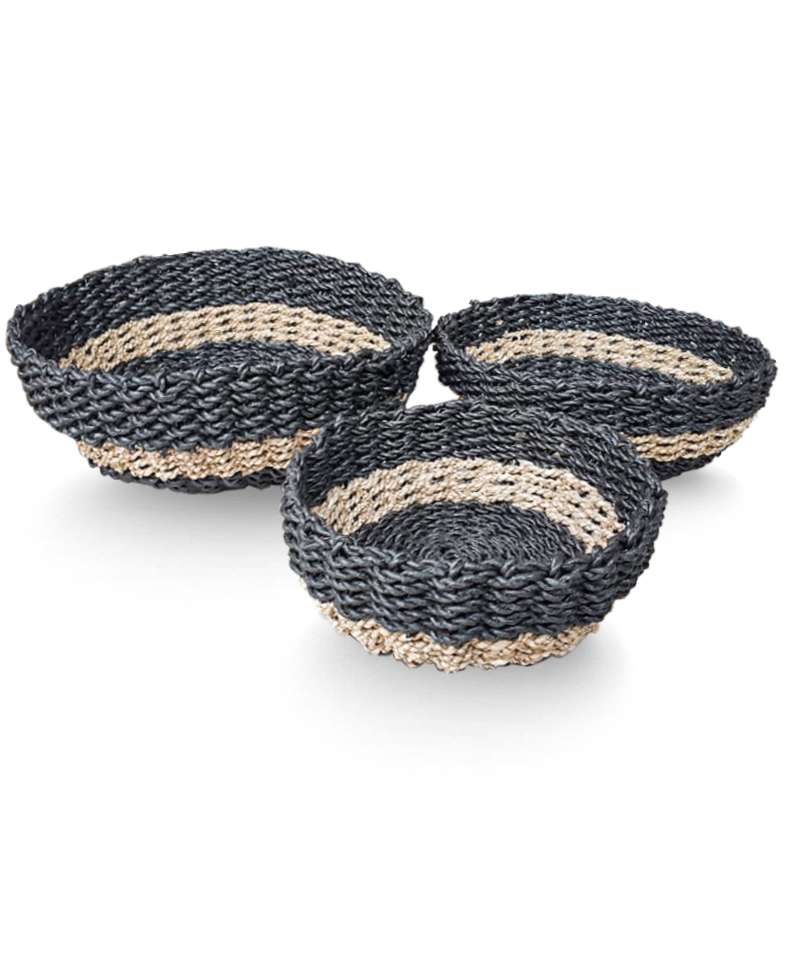 Bowls Set Of Three