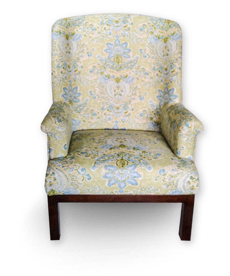 Chair – Crystal Vision Citrus