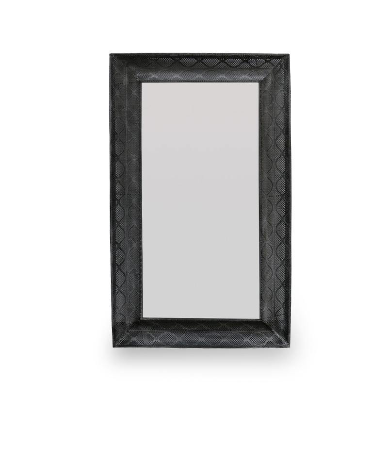 Mecca Mirror Black